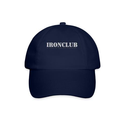 IRONCLUB - a way of life for everyone - Baseballcap