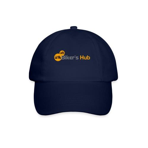 Biker's Hub Logo - Baseball Cap