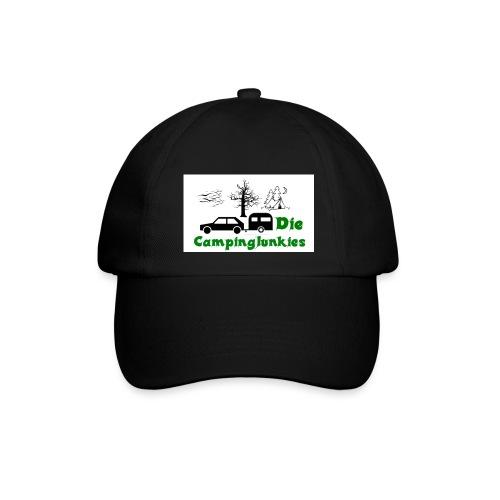 campingjunkies png - Baseballkappe