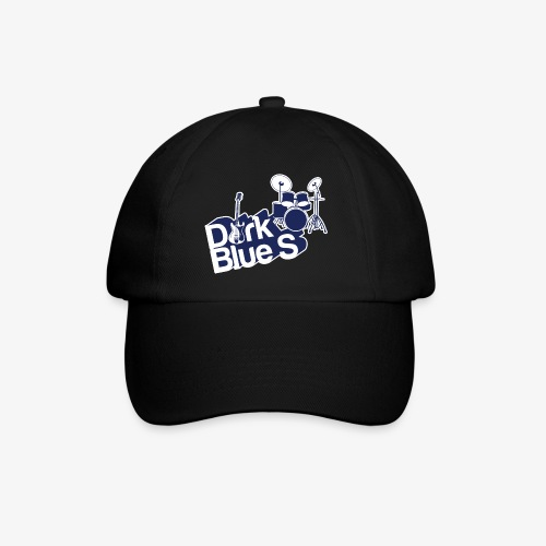 DarkBlueS outline gif - Baseball Cap