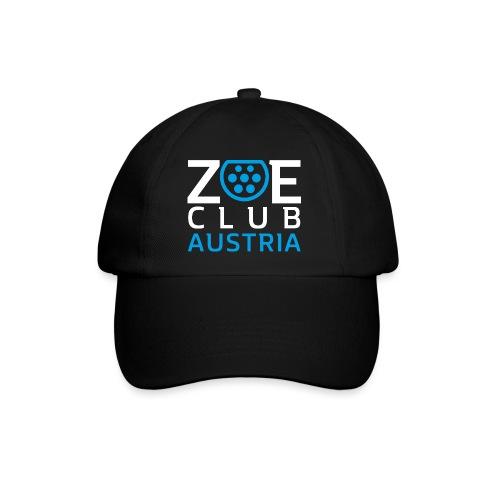 Zoe Club Austria Logo 2015 quad weiß png - Baseballkappe