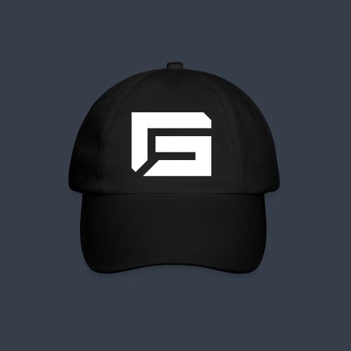 G Logo White - Baseballcap