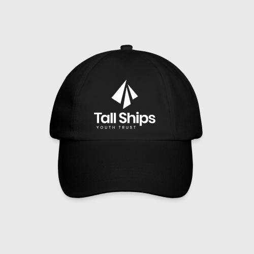 Tall Ships Youth Trust Branded (white) - Baseball Cap