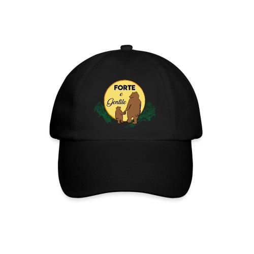Forte e gentile - Cappello con visiera