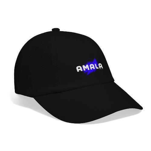 Amala, pazza inter (nera) - Cappello con visiera