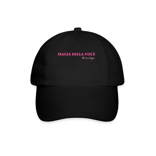magiadellavoce - Cappello con visiera