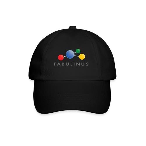 Fabulinus Grijs - Baseballcap