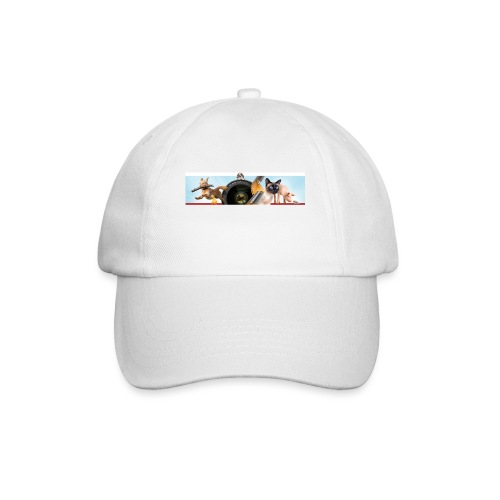 Animaux logo - Baseballcap