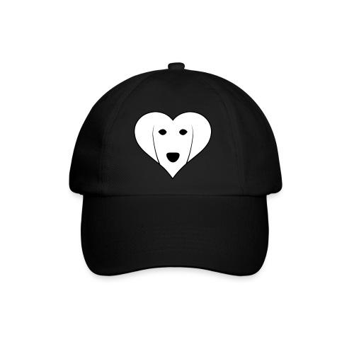 Saluki Heart - Cappello con visiera
