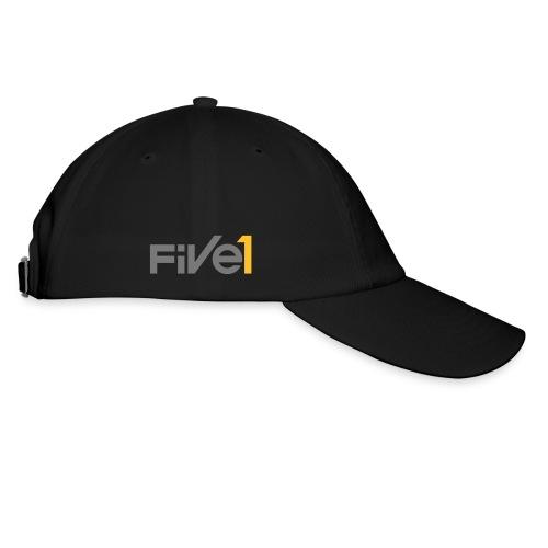 FIVE1 logo - Baseballkappe