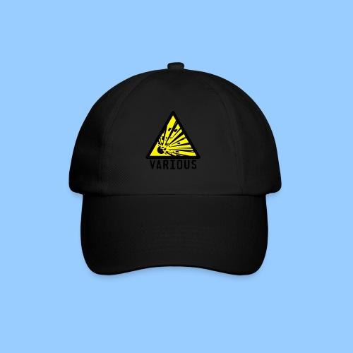 VariousExplosions Triangle (2 colour) - Baseball Cap