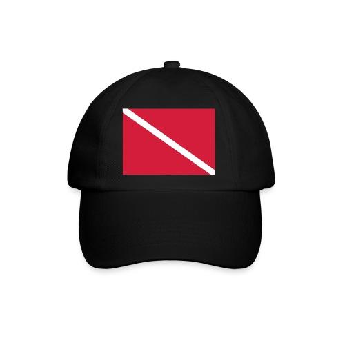 Diver Flag - Baseball Cap