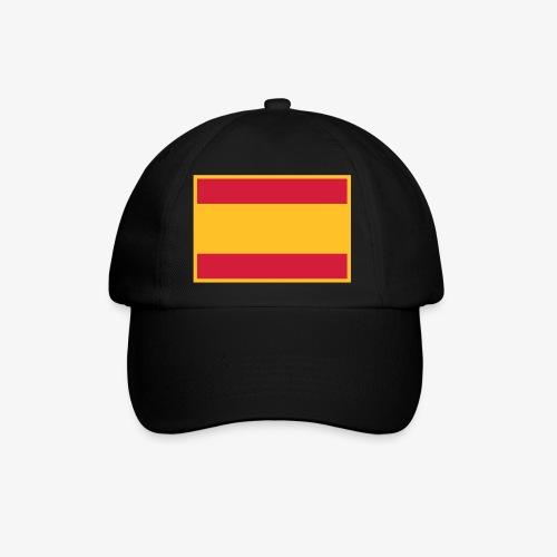 Banderola española - Gorra béisbol