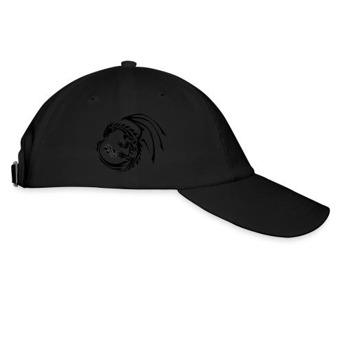 HytteCon black png - Baseballcap