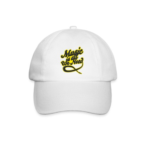 Music Is All We Need - Baseball Cap