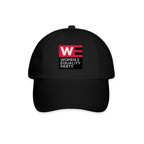 WE_LOGO_RED_CMYK - Baseball Cap