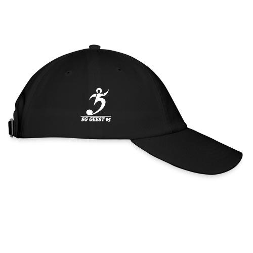 sg geest logo weiss - Baseballkappe