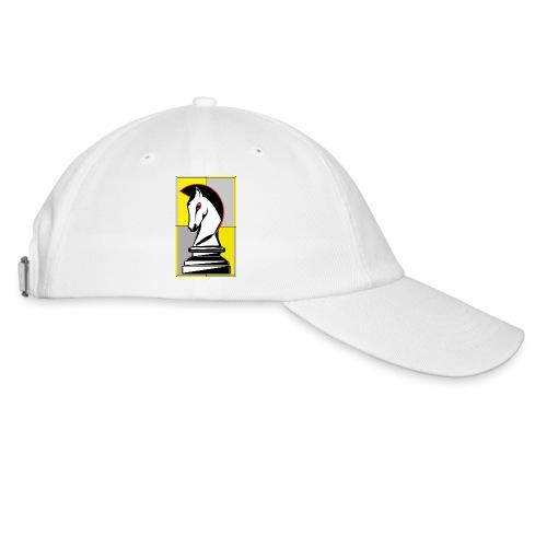 cavallo Scacchi Vers 2 - Cappello con visiera