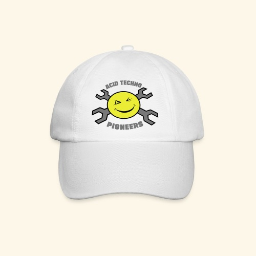 ACID TECHNO PIONEERS - SILVER EDITION - Baseball Cap
