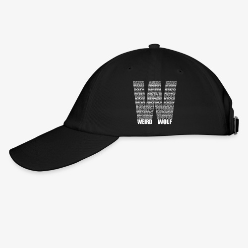 The Big W (White) - Baseball Cap