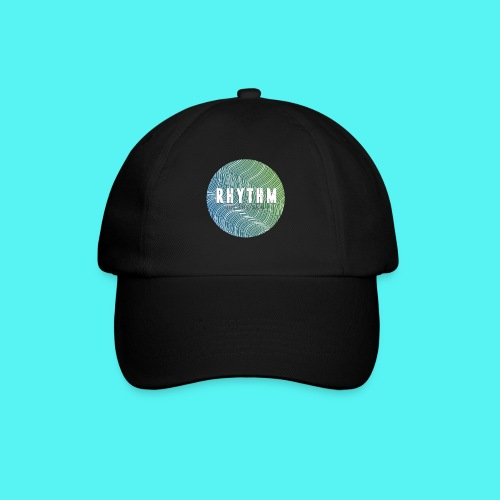 Rhythm On The Run Logo - Baseball Cap