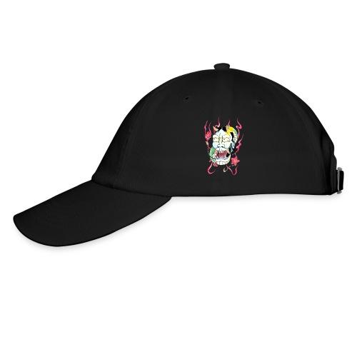 hannya mask - Baseball Cap