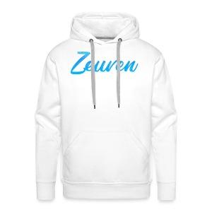 Zeuven - Mannen Premium hoodie