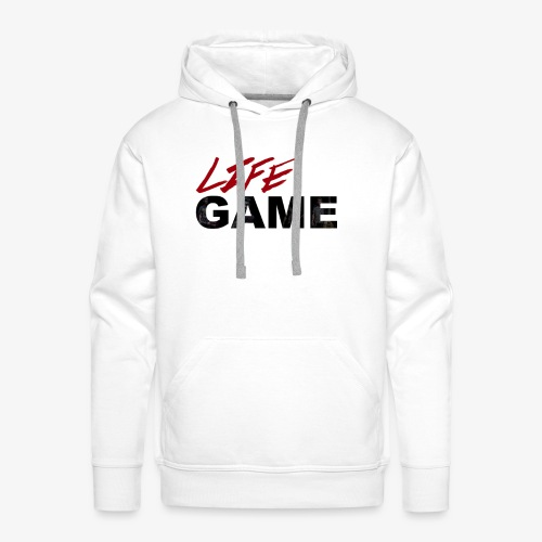 Life Game 2 - Männer Premium Hoodie