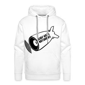 DBNB Black - Mannen Premium hoodie