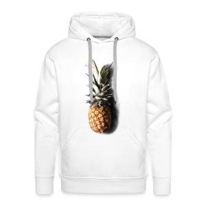 Ananas - Mannen Premium hoodie