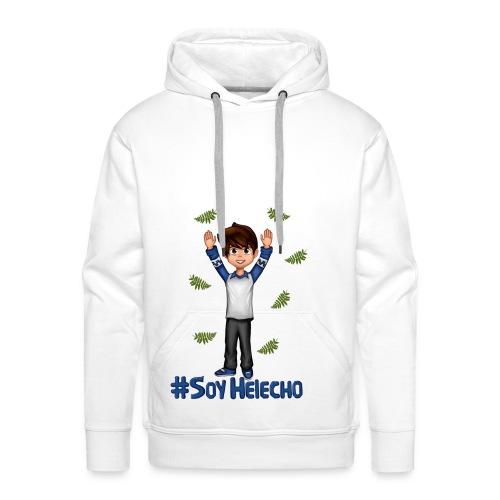 #SoyHelecho - Sudadera con capucha premium para hombre