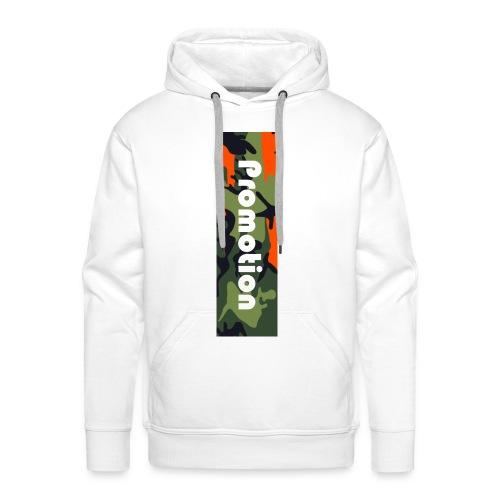 Promotion Box Logo - Männer Premium Hoodie