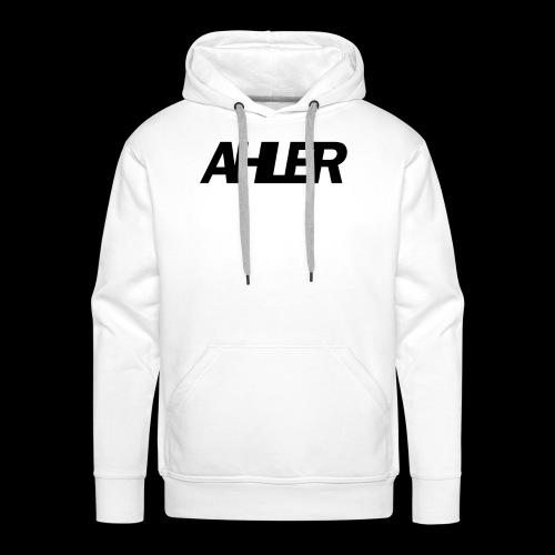 Ahler - Herre Premium hættetrøje