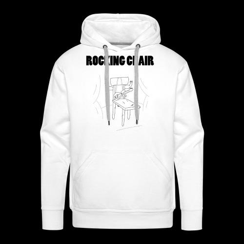 Rocking Chair - Men's Premium Hoodie