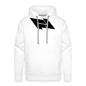 black fox leader logo - Men's Premium Hoodie
