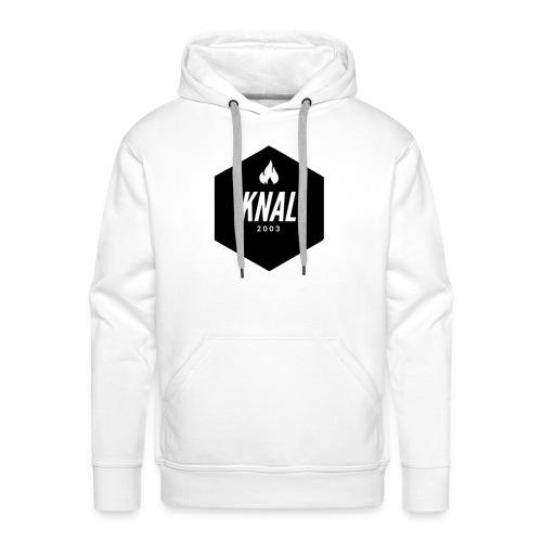 Knal2003 shirt nieuw logo - Mannen Premium hoodie