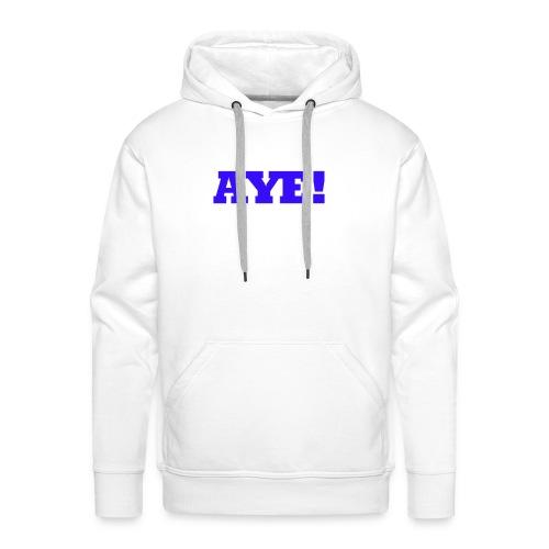AYE - Men's Premium Hoodie
