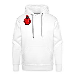 Crazy shit - Mannen Premium hoodie