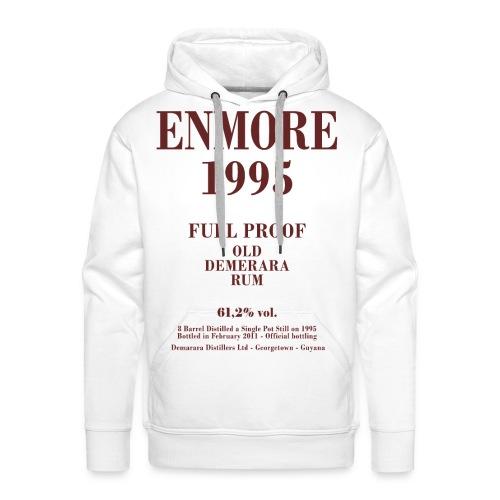 Enmore Label Velier Demerara Designs - Herre Premium hættetrøje