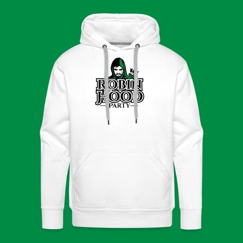 Robin Hood Party Logo Classic - Männer Premium Hoodie