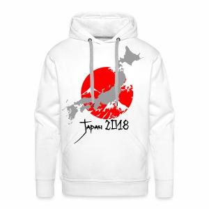 Japan 2018 - Premium hettegenser for menn