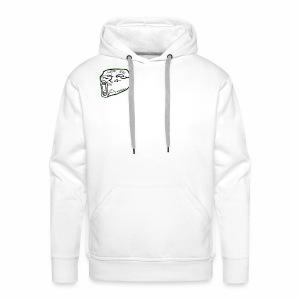 trollface Dutchgamerz merch - Mannen Premium hoodie