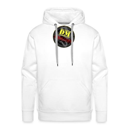 DM Federation Logo - Sudadera con capucha premium para hombre