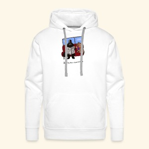 Socks and shares - Men's Premium Hoodie