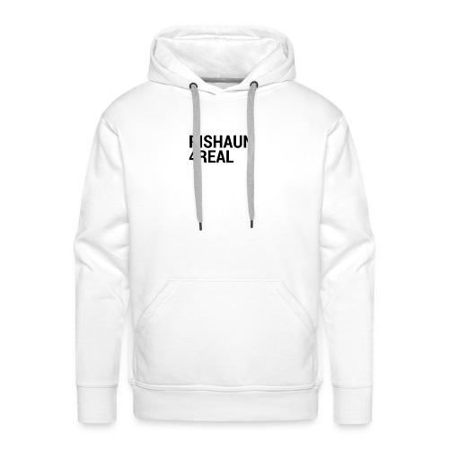 rishaun 4real original - Men's Premium Hoodie