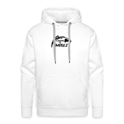 Pimprez - Sweat-shirt à capuche Premium pour hommes