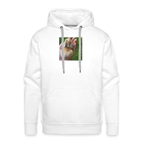 Conejo bebe - Sudadera con capucha premium para hombre