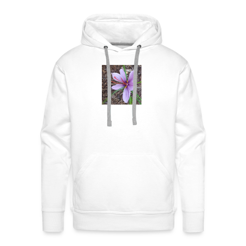 Safran - Sweat-shirt à capuche Premium pour hommes