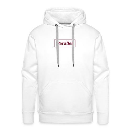 Parallel - Men's Premium Hoodie