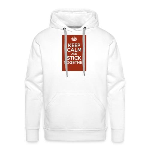 Keep calm! - Men's Premium Hoodie